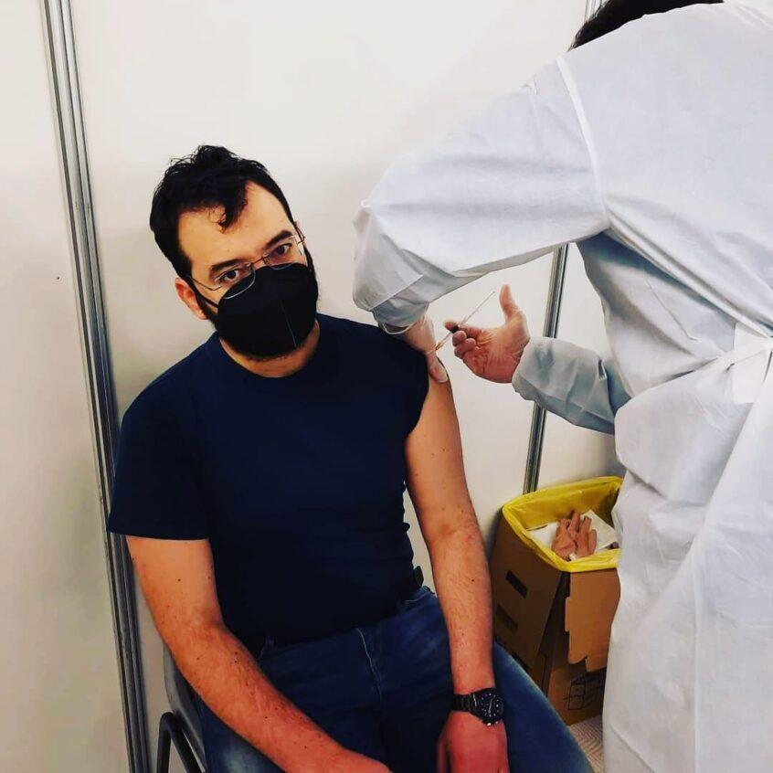 Stefano Franco vaccino covid19