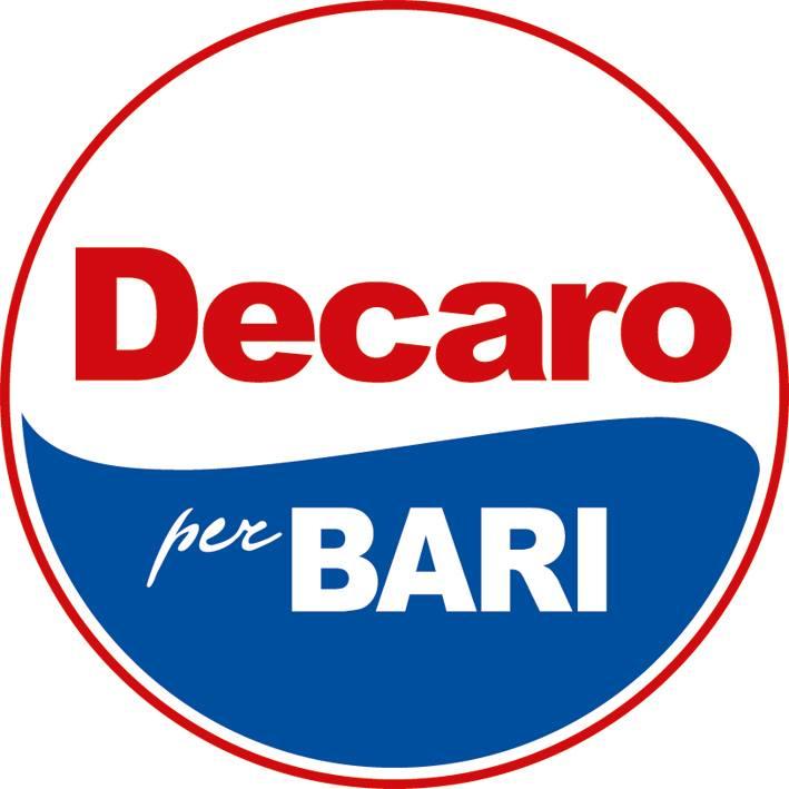 Decaro per Bari elezioni 2019